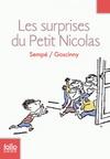 LES HISTOIRES INEDITES DU PETIT NICOLAS , TOME 5 : LES SURPRISES DU PETIT NICOLAS
