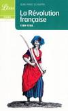 LA REVOLUTION FRANCAISE 1789-1799